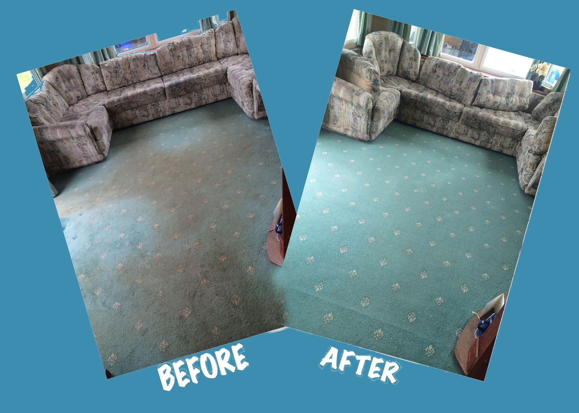Island Carpet Cleaning | Colchester